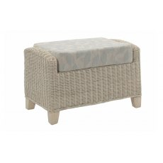 Desser Dijon Footstool & Cushion