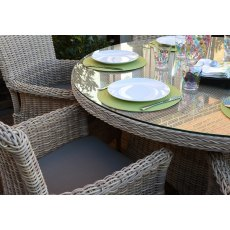 Daro Auckland 150cm Round Dining Table
