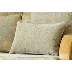 The Cane Industries Accessories 52cm x 25cm Lumber Hollow Fibre Filled Cushion
