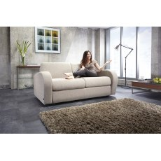 Jay-Be Sofa Beds Retro Deep Sprung Sofa Bed 2 Seater