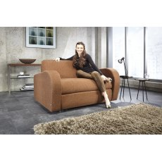 Jay-Be Sofa Beds Retro Deep Sprung Sofa Bed Chair