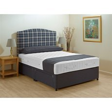 Dreamworks Beds Pocket Quilt Divan Set