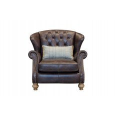 Alexander & James Bloomsbury Wing Chair