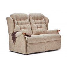 Sherborne Upholstery Lynton Knuckle Fixed 2-seater