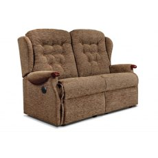 Sherborne Upholstery Lynton Knuckle Reclining 2 Seater