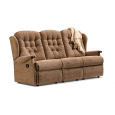 Sherborne Upholstery Lynton Knuckle Reclining 3 Seater