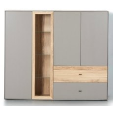 UK-CF Pandora Highboard Cabinet