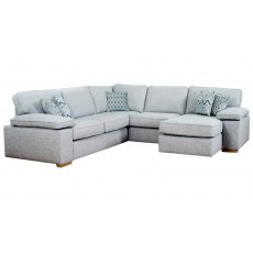 Buoyant Upholstery Memphis Chaise Corner Group RFC