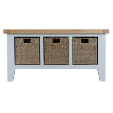 Hafren Collection KTT Dining: Large Hall Bench
