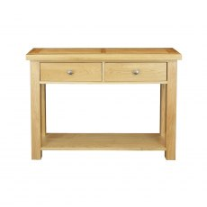 Real Wood Richmond Large Console Table
