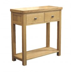 Real Wood Richmond Medium Console Table
