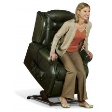 Sherborne Upholstery Lynton Electric Lift Recliner (VAT Zero-Rated)