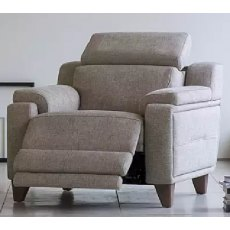 Parker Knoll Evolution Design 1702 Static Chair