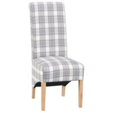 Hafren Collection Scroll Back Chair