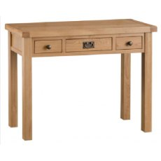 Hafren Collection KCO: Bedroom 3 Drawer Dressing Table