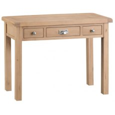 Hafren Collection KLO: Bedroom 3 Drawer Dressing Table