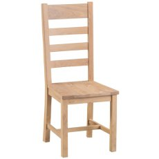 Hafren Collection KLO Dining: Ladder Back Chair