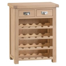 Hafren Collection KLO Dining: Small Wine Rack