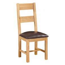 Devonshire Living: Avon Ladder Back Dining Chair