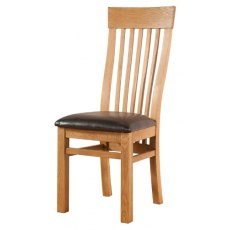 Devonshire Living: Avon Curved Back Dining Chair
