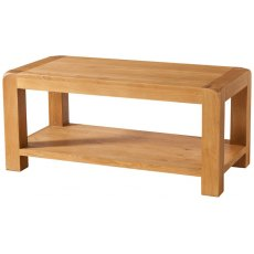 Devonshire Living: Avon Coffee Table With Shelf