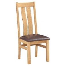 Devonshire Living: New Oak: Arizona Dining Chair