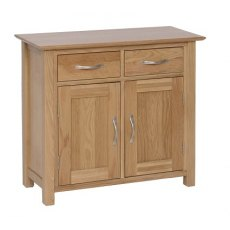 Devonshire Living: New Oak: Small Sideboard