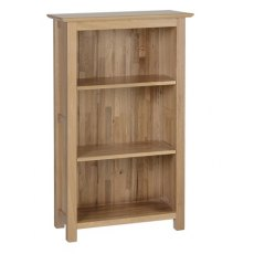 Devonshire Living: New Oak: Narrow 3' Bookcase