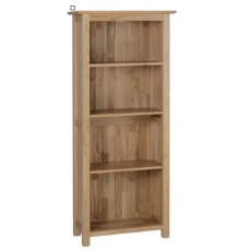 Devonshire Living: New Oak: Narrow 5' Bookcase
