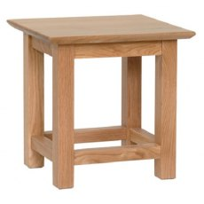 Devonshire Living: New Oak: Side Table