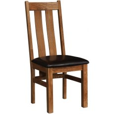 Devonshire Living: Rustic Oak: Arizona Chair