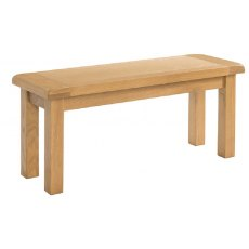 Devonshire Living: Somerset Oak: Small Bench