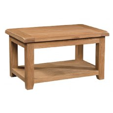 Devonshire Living: Somerset Oak: Standard Coffee Table