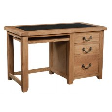 Devonshire Living: Somerset Oak: Office Desk