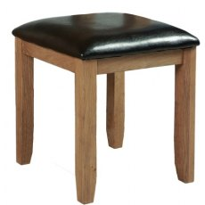 Devonshire Living: Somerset Oak: Stool