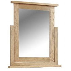 Devonshire Living: Somerset Oak: Mirror