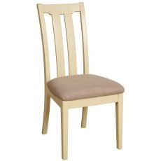 Devonshire Living Lundy Painted Slat Back Dining Chair