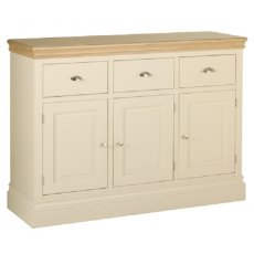 Devonshire Living Lundy Painted 3 Drawer Sideboard