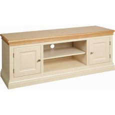 Devonshire Living: Lundy: 2 Door TV Unit