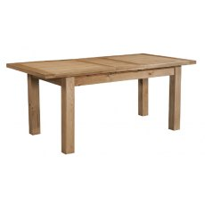 Devonshire Living: Dorset Oak: Dining Table 1 Extension
