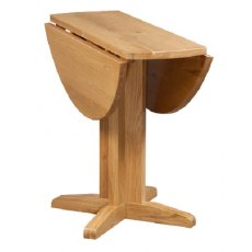 Devonshire Living: Dorset Oak: Drop Leaf Dining Table