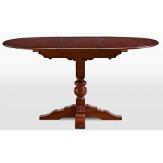 Wood Bros Old Charm Aldeburgh Oval Extending Table