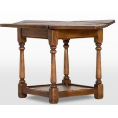 Wood Bros Old Charm Flip Top Table