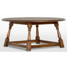 Wood Bros Old Charm Round Coffee Table