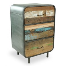 Bluebone Titanic Retro 3 Draw Chest