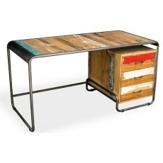 Bluebone Titanic Retro Office Desk