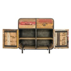 Bluebone Titanic Retro 2 Over 2 Sideboard
