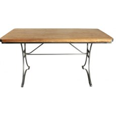 Bluebone Re-Engineered Rectangular Table