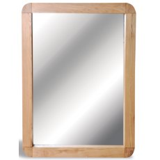 Bluebone Lounge Oak Mirror 90 x 120