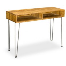 Bluebone Retro Hairpin Console Table